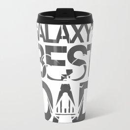 GALAXY'S BEST DAD Travel Mug