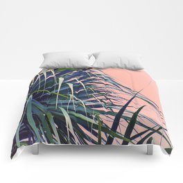 Feather Palm Comforters