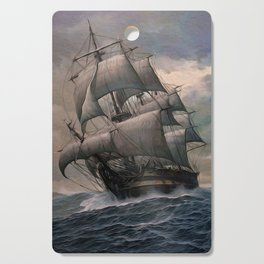 Black Sails Cutting Board