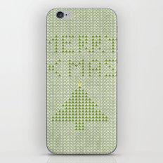 triangular wishes iPhone & iPod Skin