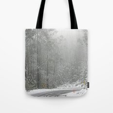 Down the Summit Tote Bag