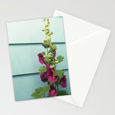 hollyhock Stationery Cards