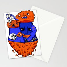 Controlled chaos Stationery Cards