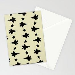 F-35 Lightning II Pattern Stationery Cards