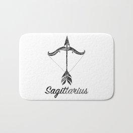 Sagittarius Bath Mat