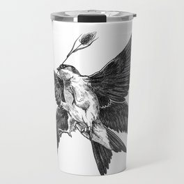 House Martin Travel Mug