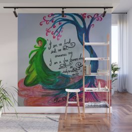 No Bird Wall Mural