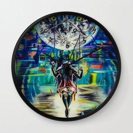 Alice (in Wonderland) Wall Clock