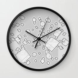 REVERB Wall Clock