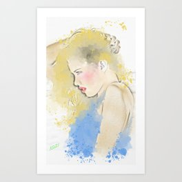 Ammaliante Art Print