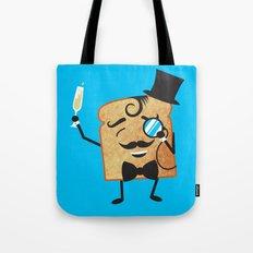 Sir Toast Makes a Toast Tote Bag