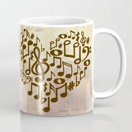 Music is Who I Am Coffee Mug