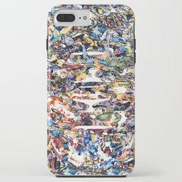 Cosmic Bonds iPhone Case