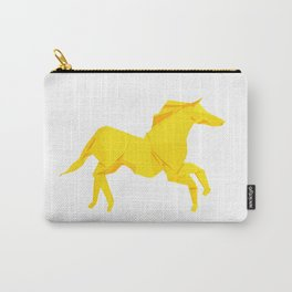 Origami Stallion Carry-All Pouch