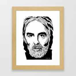 Michael Haneke Framed Art Print