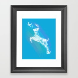 In Search Of Peace (2) Framed Art Print