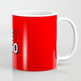 Let Go The Ego Coffee Mug