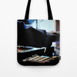 The Chief at Work Tote Bag