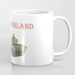 For Motherland T-62M Soviet Russian Tank Coffee Mug
