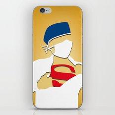 Surgery (Yellow) iPhone & iPod Skin