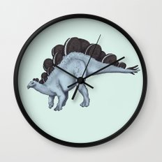 Oreosaurus Wall Clock