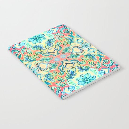 Summer Island Dreams Notebook