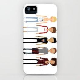Simplicity iPhone Case