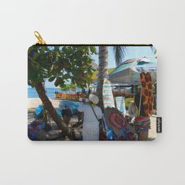 Little Business on the Beach Carry-All Pouch