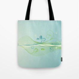 Dandelion Breeze Tote Bag