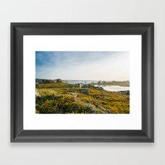 Brittany Framed Art Print