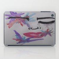 splatter iPad Cases featuring Splatter. by TheArtOfFaithAsylum