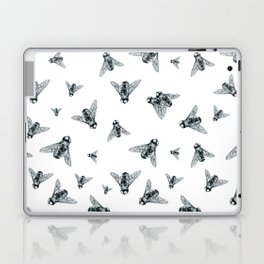 Fly Dotwork Laptop & iPad Skin