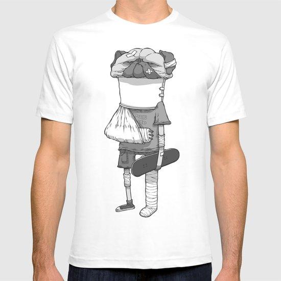 That pug. T-shirt