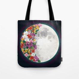 Flower Moon Tote Bag