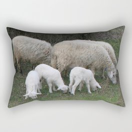 The Really Ewesful Company Rectangular Pillow