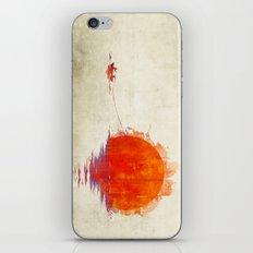 The Fisherman and His Boy iPhone & iPod Skin