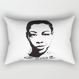 you know?! Rectangular Pillow