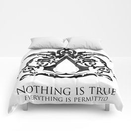Assassin's Creed - Nothing is True Comforters