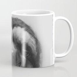 Sloth #1 (B&W) Coffee Mug