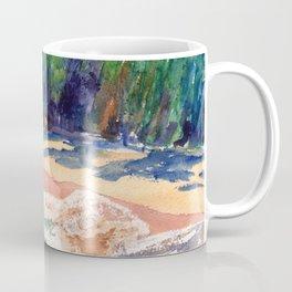 Kauai North Shore Beach 2 Coffee Mug