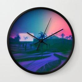 Hypnotism Wall Clock