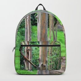 Painted Cypress Winding Road Backpack