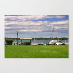 Town Centre - Metung - Australia Canvas Print