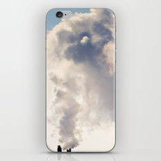 Majestic Smoke Pollution iPhone & iPod Skin