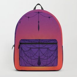 Drawing the Veil Backpack