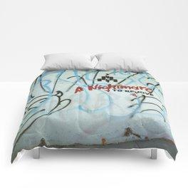 Nightmare to Remove Comforters