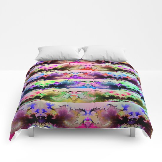 color wishes II Comforters