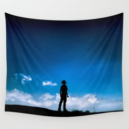 stand still, stay strong Wall Tapestry