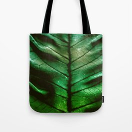 Dragon Spine Tote Bag