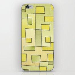 "Proto pattern n 2 ""fresh lemonade"" iPhone Skin"